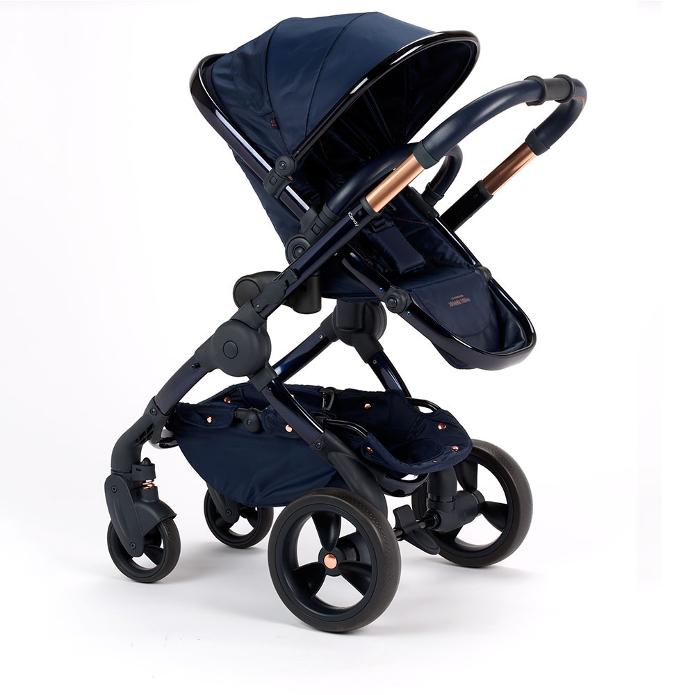 New icandy designer collection – midnight edition 34 9 months.