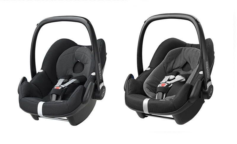 maxi cosi pebble pebble plus black raven