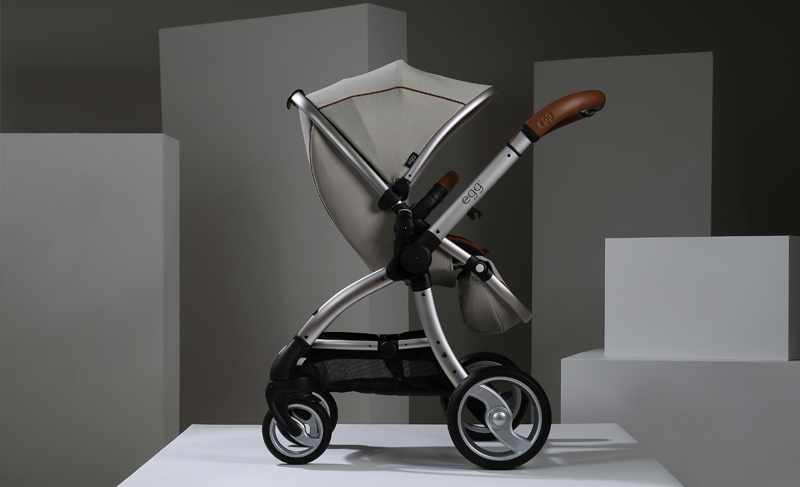 The Egg Stroller Now In Three New Colours 9 Months Amp Forever