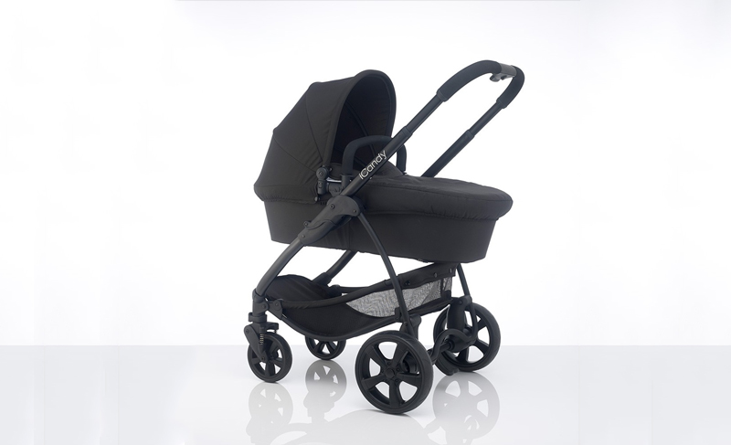 icandy strawberry all black