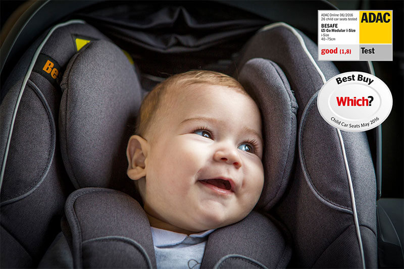 The IZi Go Modular I Size From Birth Car Seat Received A Score Of Very Good At ADAC Stiftung Warentest And It Was Also Second Part
