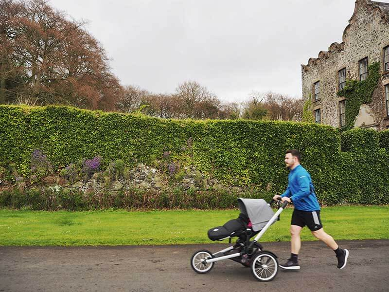 Product Review - Bugaboo Runner - 9 months & forever