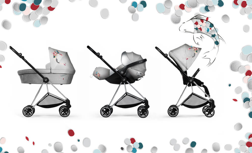 Image result for cybex mios koi