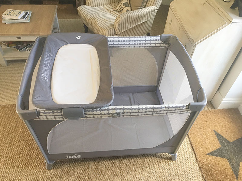 Joie Commuter Travel Cot Review 9 Months Amp Forever
