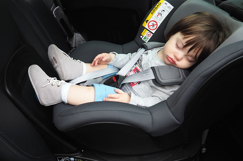 Neck Rest For  Month Old In Car Seat