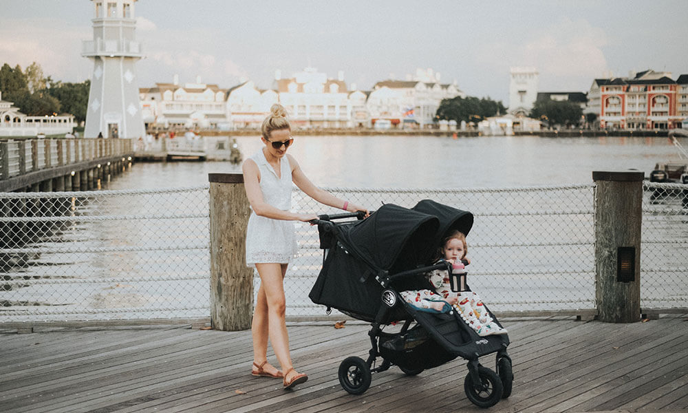 Our Trip to Florida with the Baby Jogger City Mini GT - 9