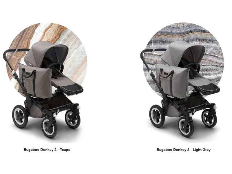 Bugaboo Mineral Collection - Bugaboo Donkey 2