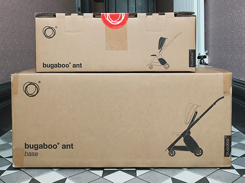 Bugaboo Ant in box