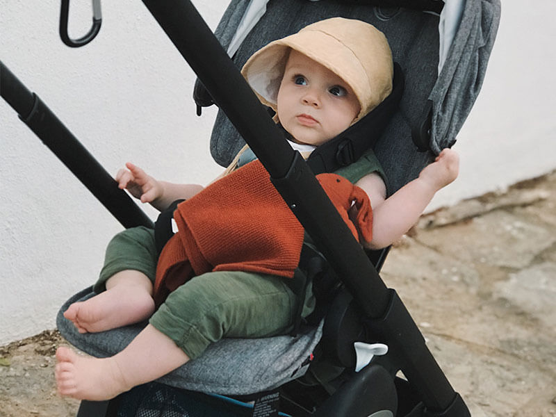 Bugaboo Ant seat