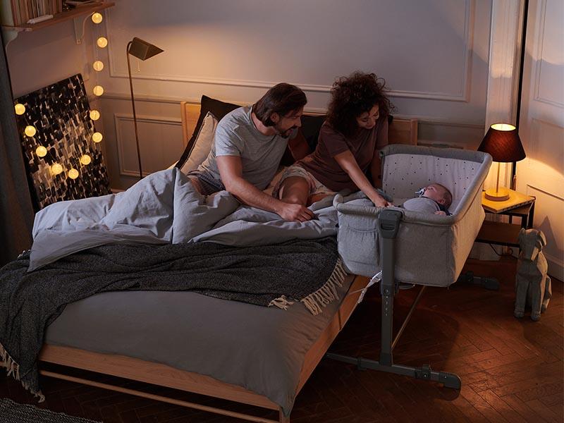 Kinderkraft Neste Up Bedside Crib