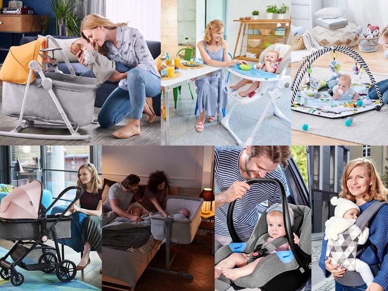 Kinderkraft Newborn Essentials