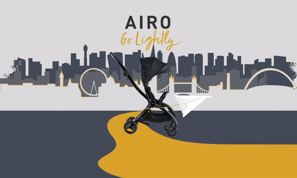 Mamas and Papas Airo Stroller